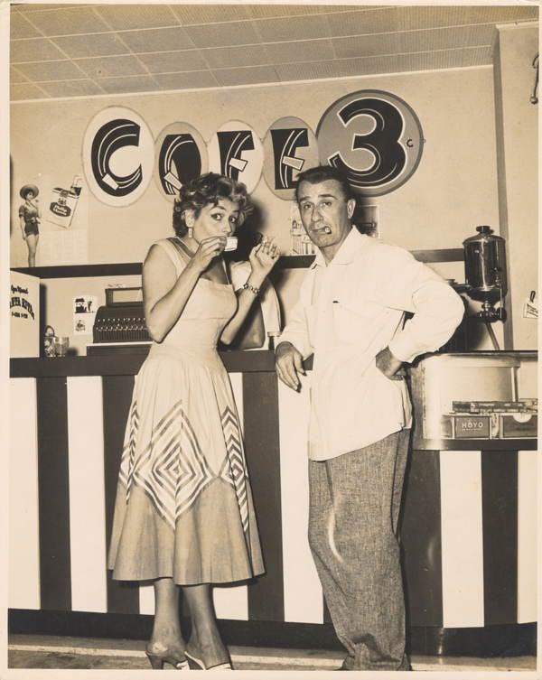 Vintage Cuba Havana 1957
