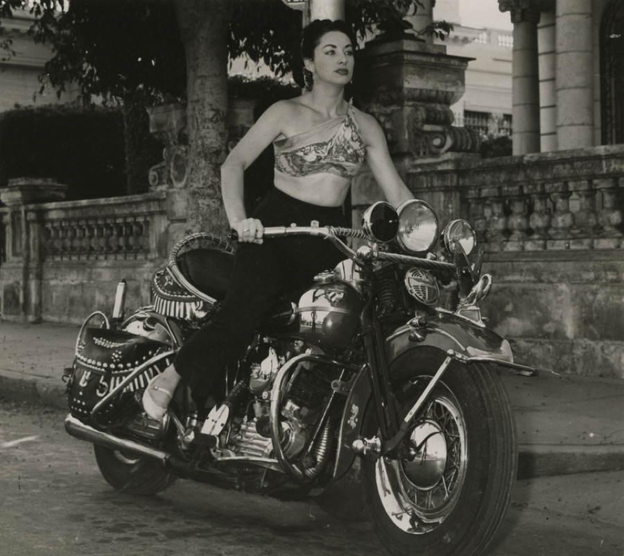 Vintage Cuba Lina Salome