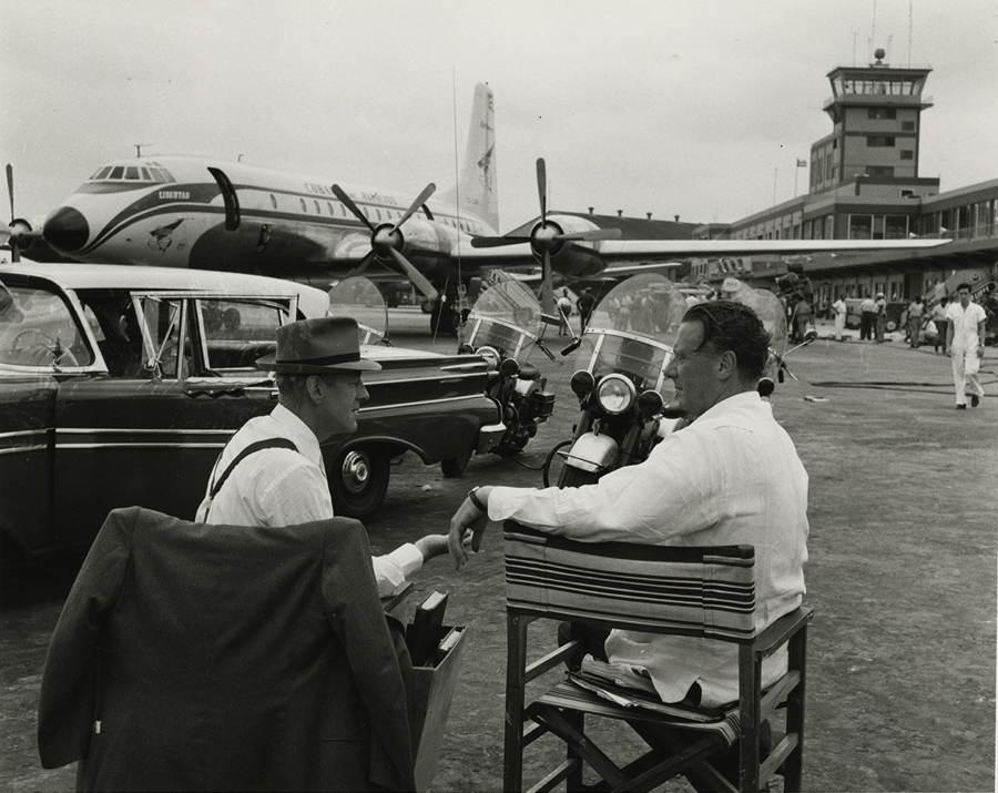 Vintage Cuba Havana Shooting