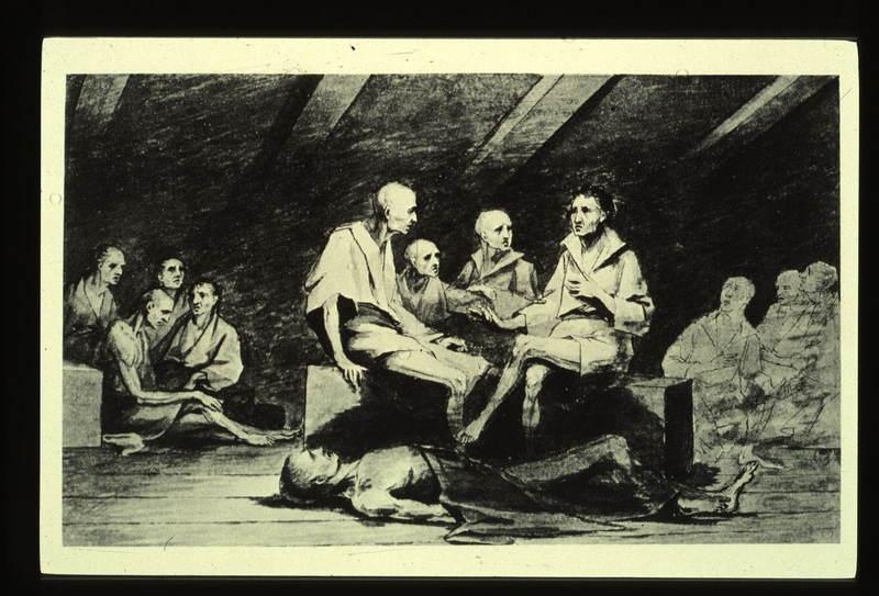 Revolutionary War Women Interior Jersey