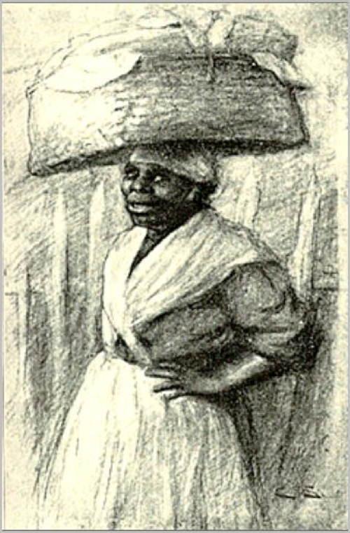 Badass Revolutionary War Women: Mammy Kate