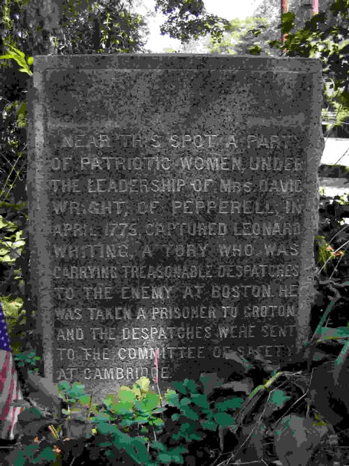 Badass Revolutionary War Women: Prudence Wright