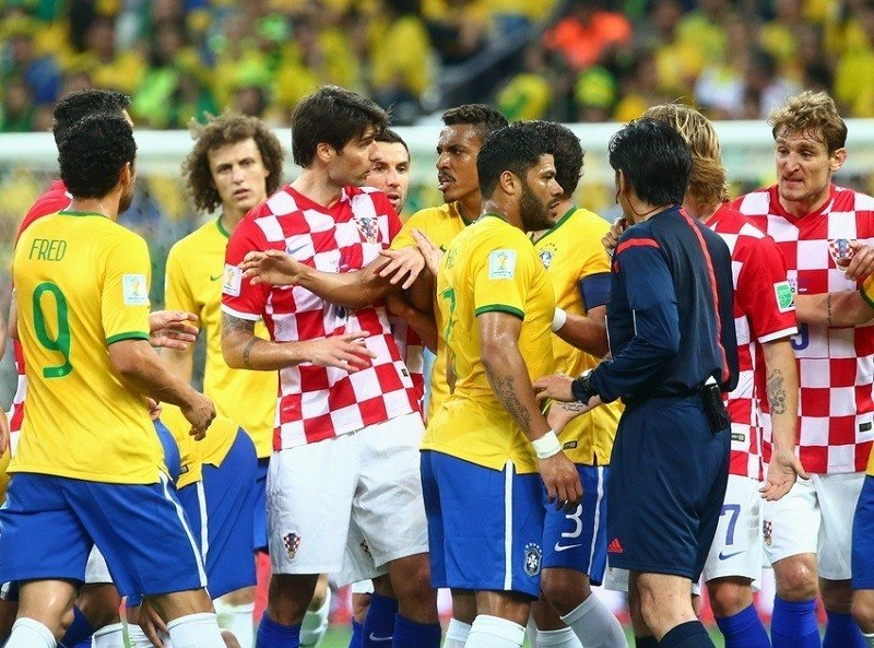World Cup Controversy Nude Photos