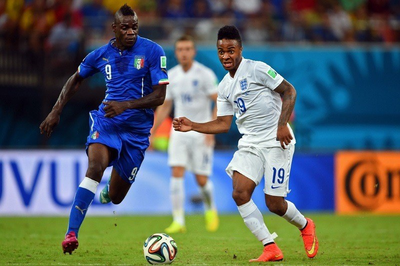 England vs. Italy World Cup 2014