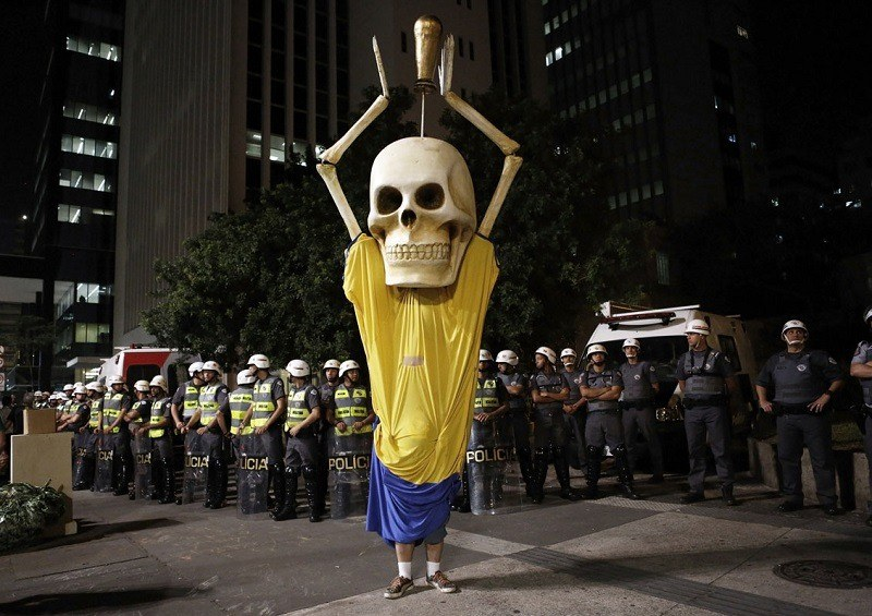 Brazil World Cup Controversy