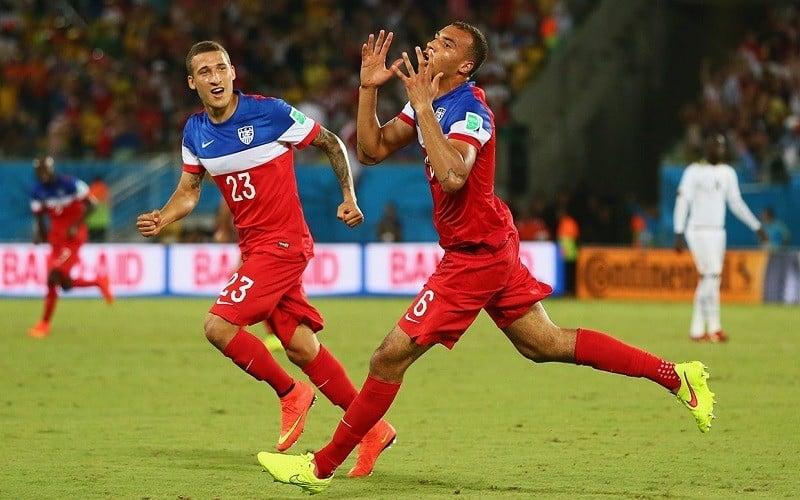 USA Best Ghana World Cup 2014