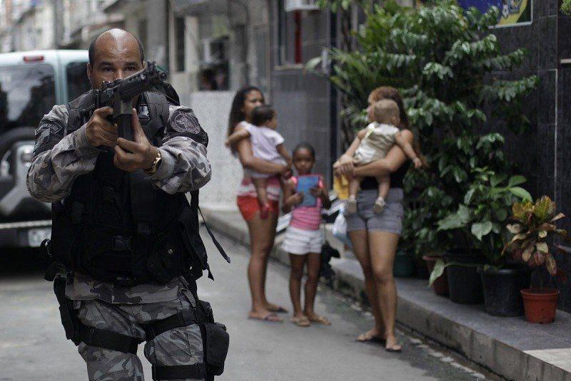 Gang Violence World Cup Dark Side