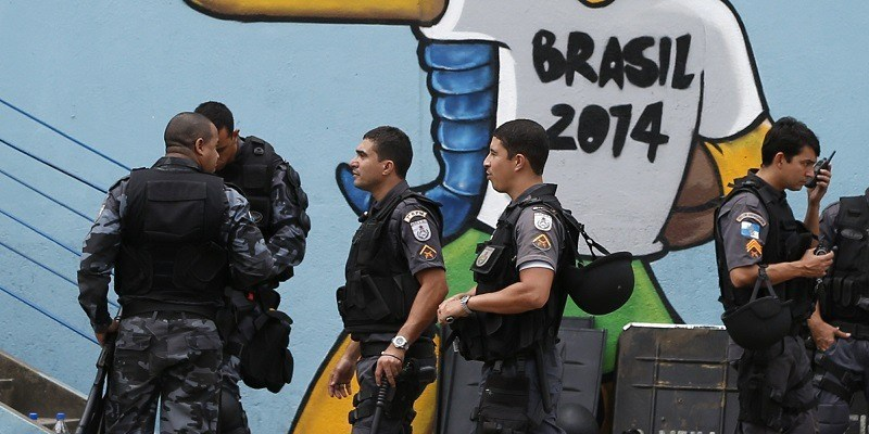 Security Teams Flock to World Cup