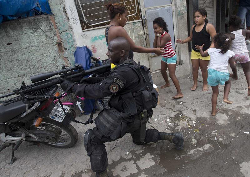 Violence Rio de Janeiro