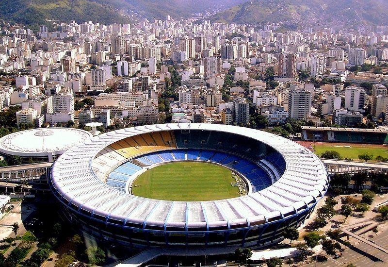 2014 World Cup Maracana Stadium