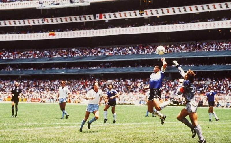 Diego Maradona in World Cup