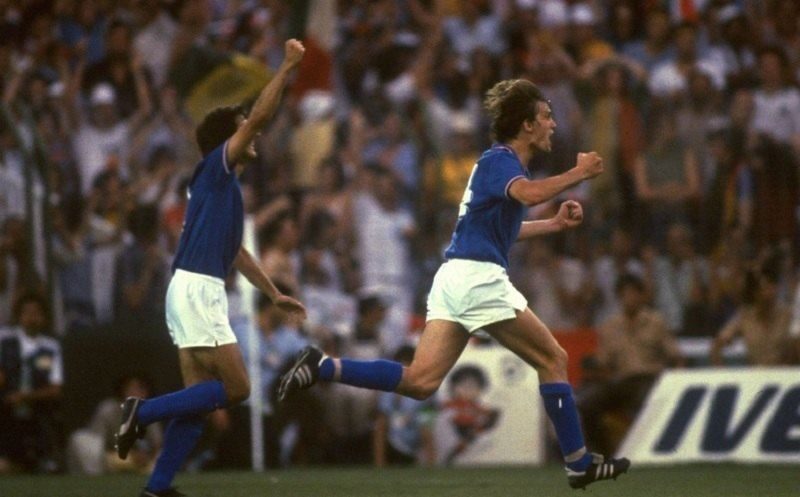 Marco Tardelli 1982 World Cup