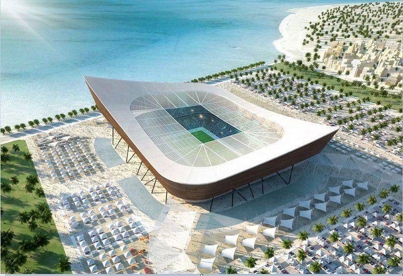 2022 World Cup in Qatar