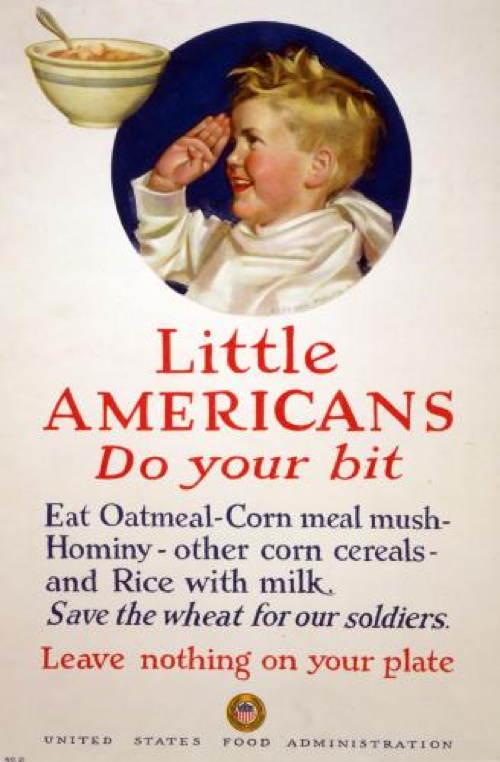 WW1 Propaganda Do Your Bit