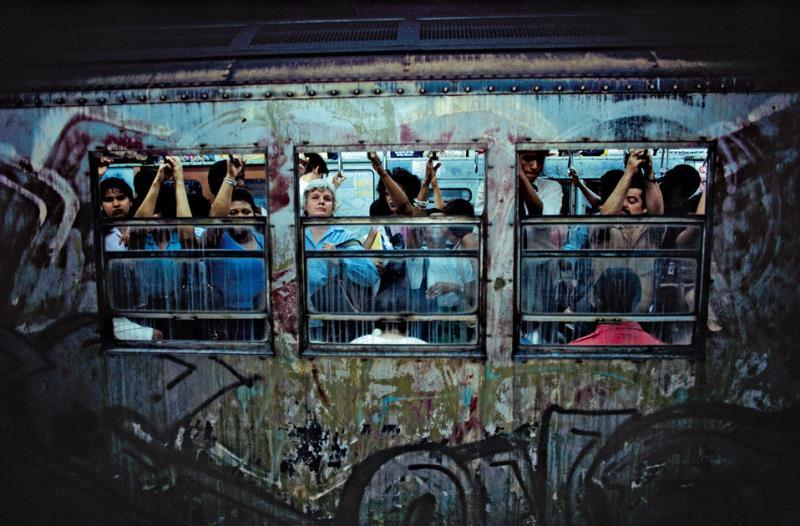 1980s New York City Subways