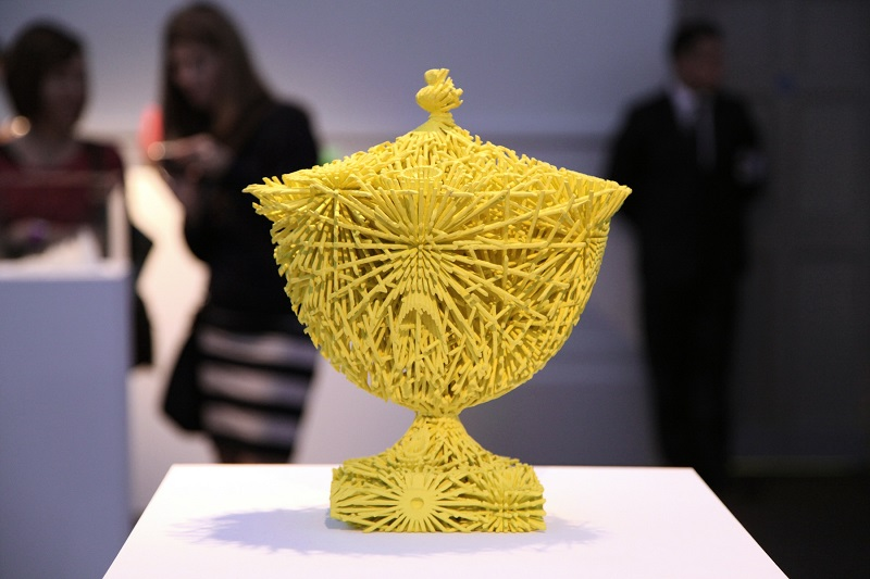 Artwork Made by 3D Printer
