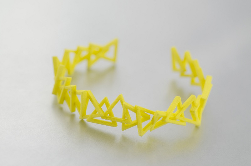 3D Printer Nylon Bracelets