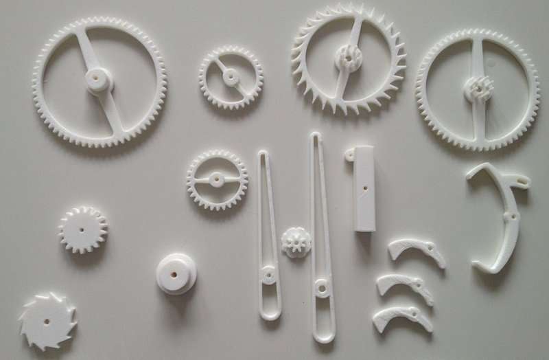 Printed Spare Parts