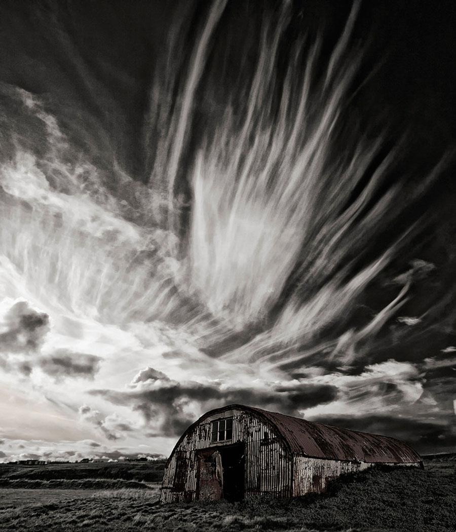 Abandoned Iceland Remote Hangar