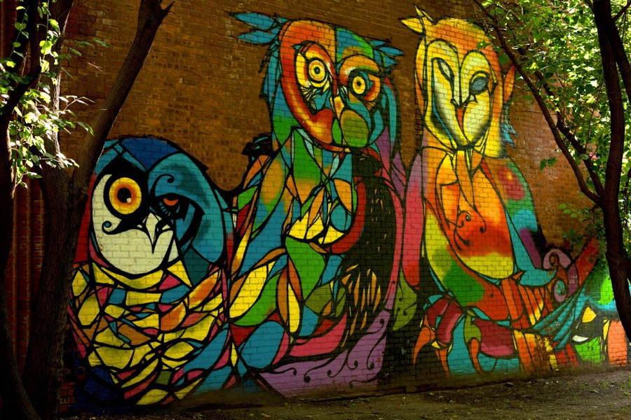 Brooklyn Street Art CAM