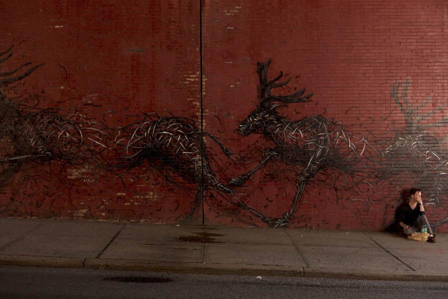 Brooklyn Street Art DALeast 2