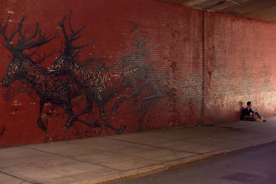 Brooklyn Street Art DALeast