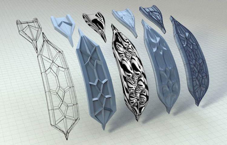 Plankton House Materials