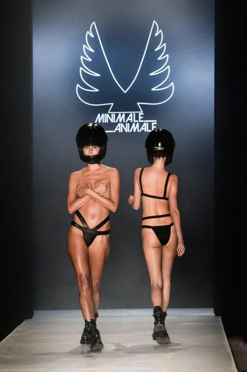 Miami Swimsuit Week Duo