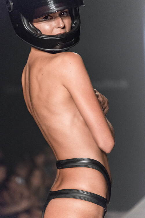 Miami Swimsuit Week Leather