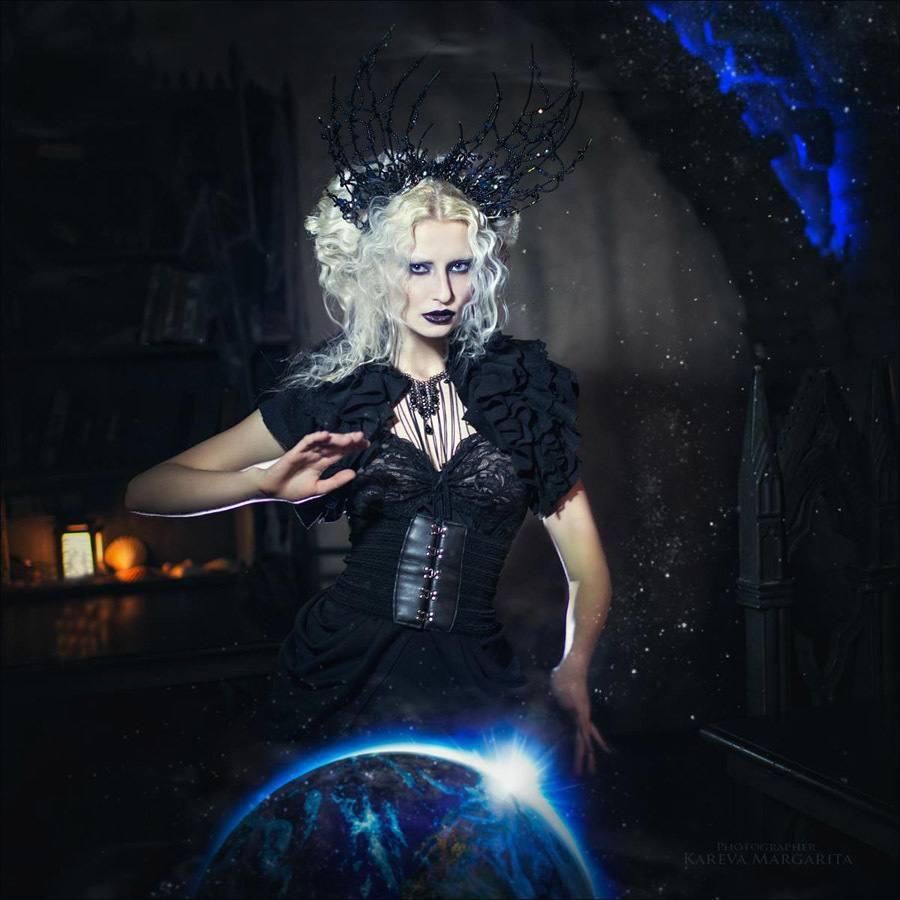 Dark Power Princess
