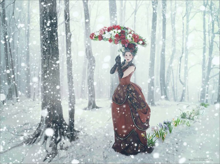 Margarita Kareva Winter Months