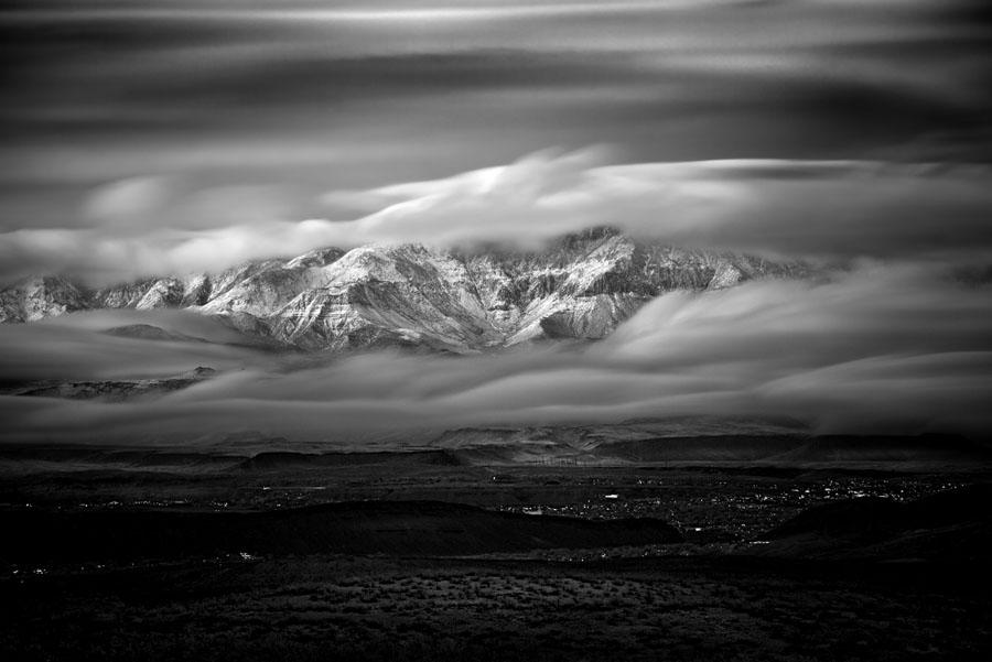 Framed Mountains