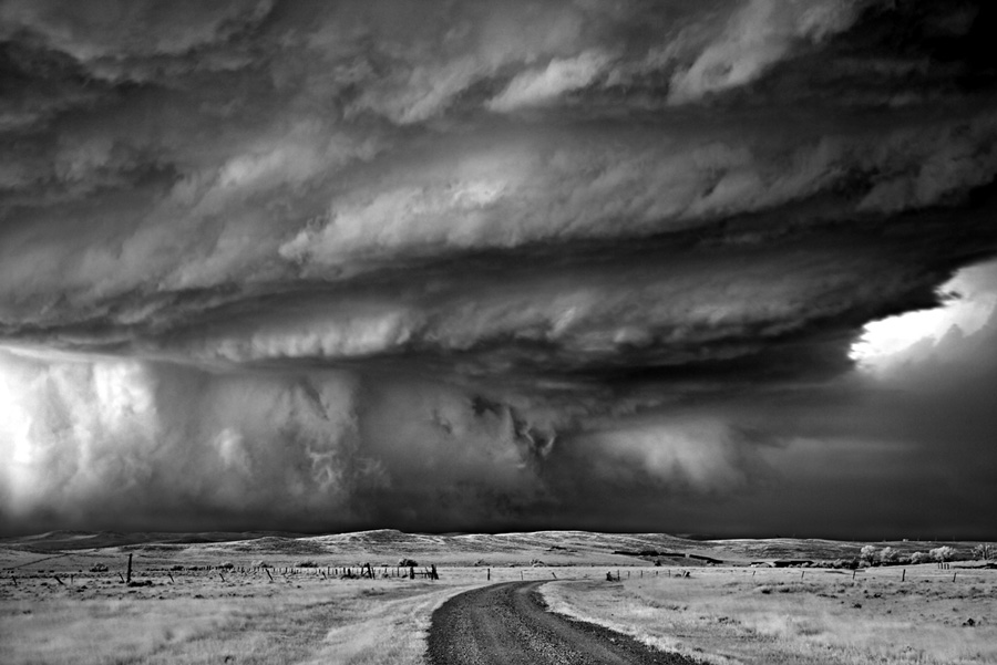 Mitch Dobrowner Storm Wall