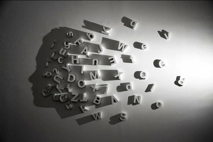 Alphabet Shadow