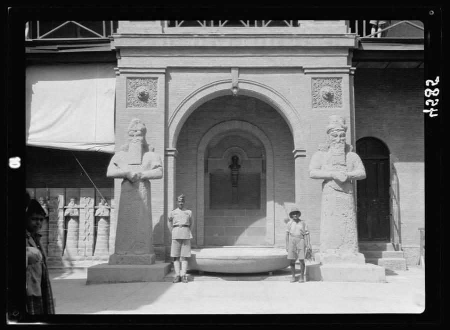 Baghdad Iraq Museum