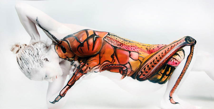 Body Art Insect