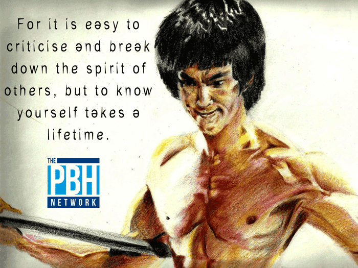 Bruce Lee Quotes Know Yourself