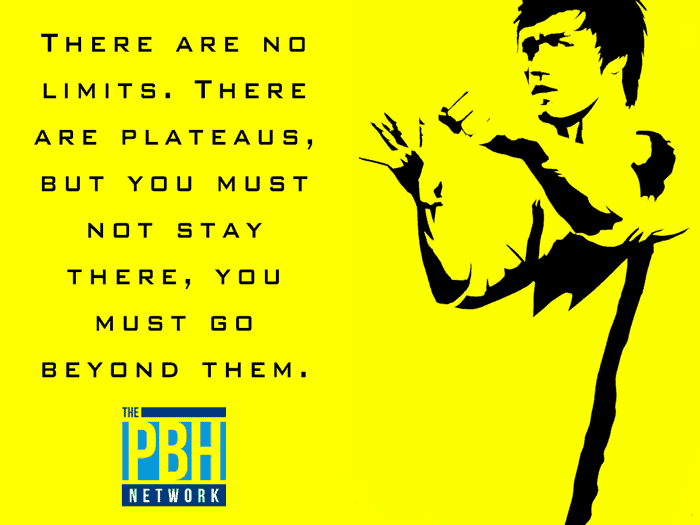 Bruce Lee Quotes No Limits