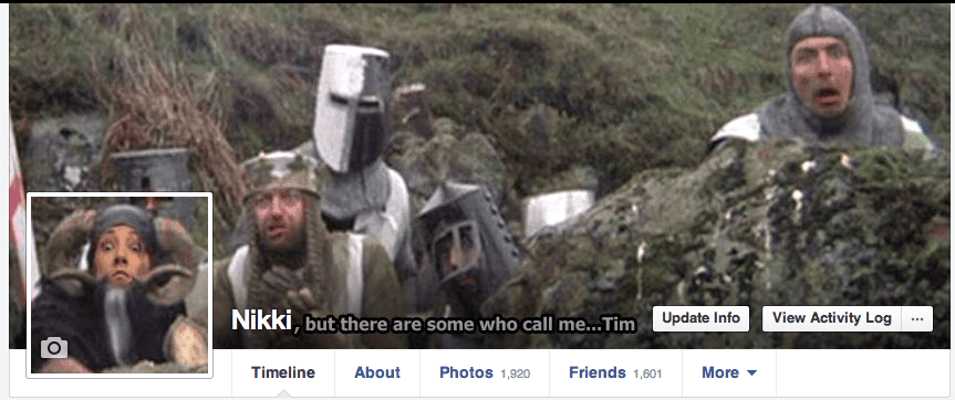Cover Photos Monty Python