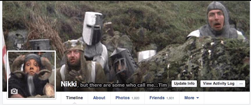 Cover Photos Monty Python