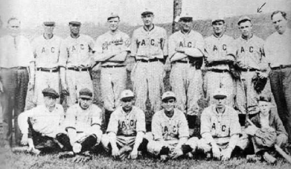 John Dillinger Baseball