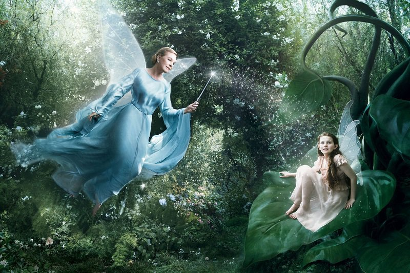 Annie Leibovitz Does Disney