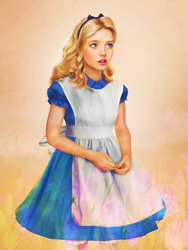Jikra Real Life Disney Princess Interpretations