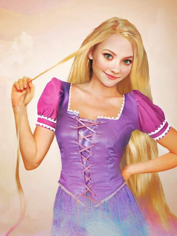 Rapunzel Disney Princess Interpretations