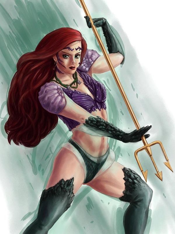 Ariel by John McMahon
