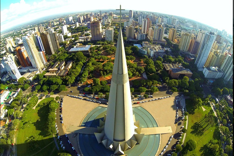 Cathedral Drone Photography Awards