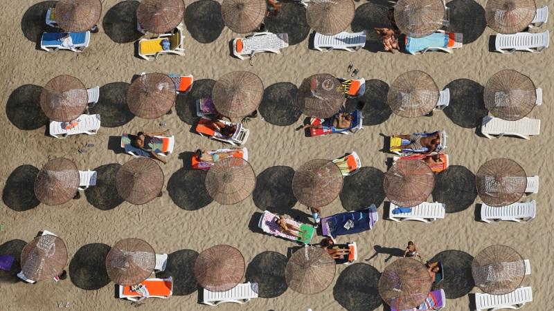 Glapsides Beach Drone Photograph