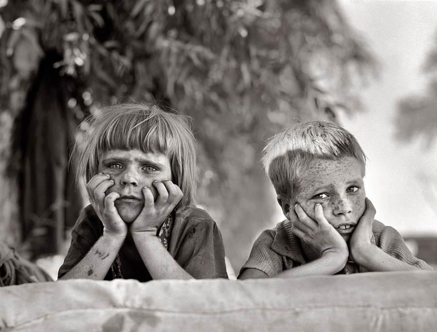 Dust Bowl Lange Kids