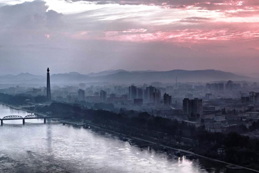 Early Morning Pyongyang
