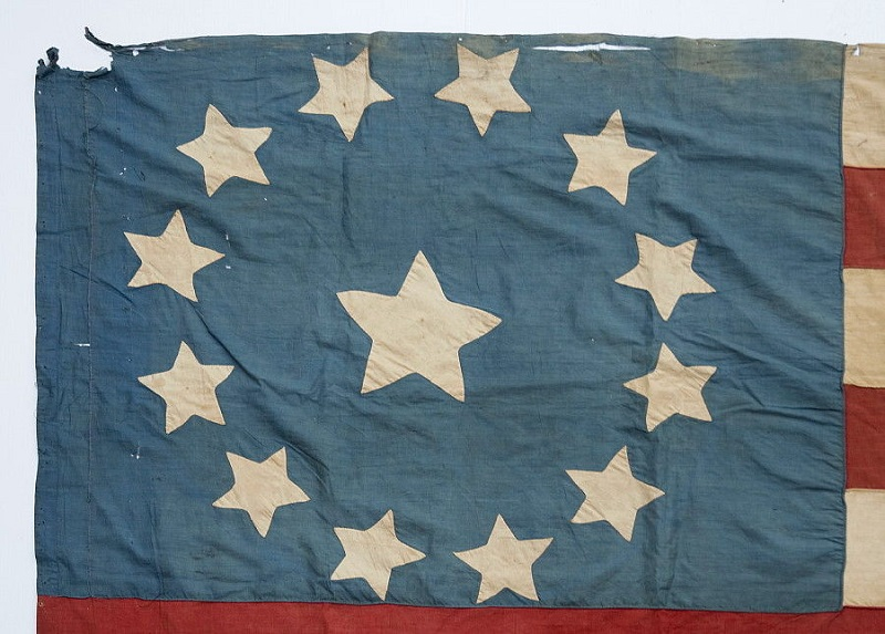 The Evolution of the American Flag Throughout History